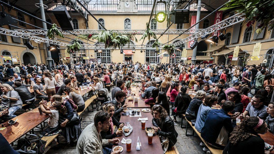 Lyon Street Food 2017 © Brice Robert