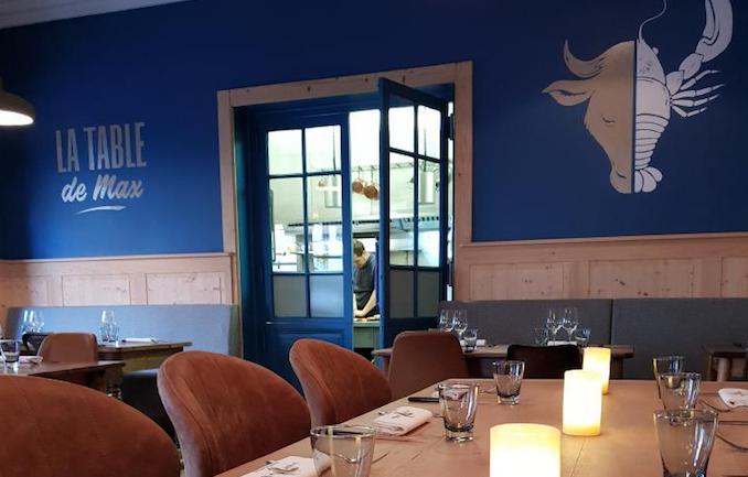 Lyon Exit Le Restaurant Cafe Sillon Place A La Table De Max