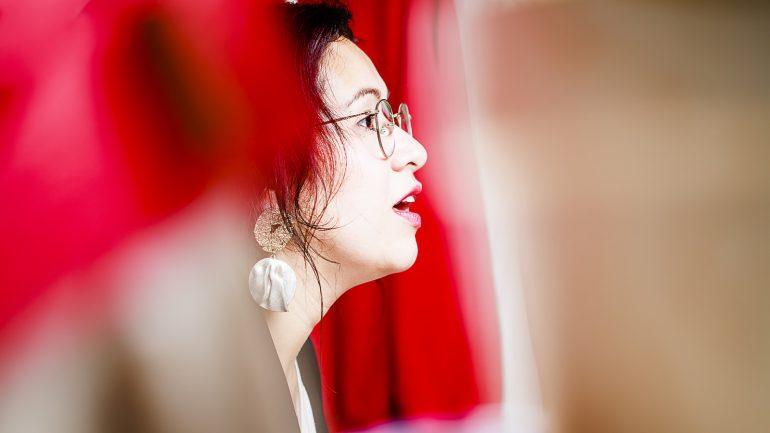 Gabriela Ortiz, la créatrice de la marque Leonor Roversi © Tim Douet