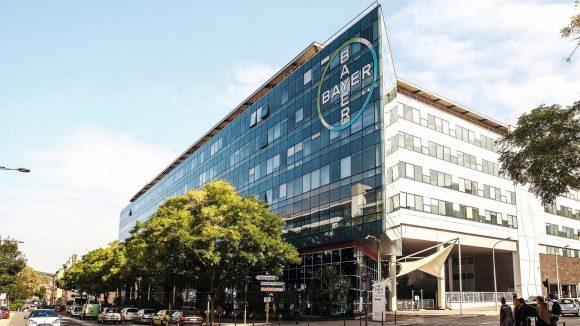 L'immeuble lyonnais de Bayer à la Confluence © Tim Douet