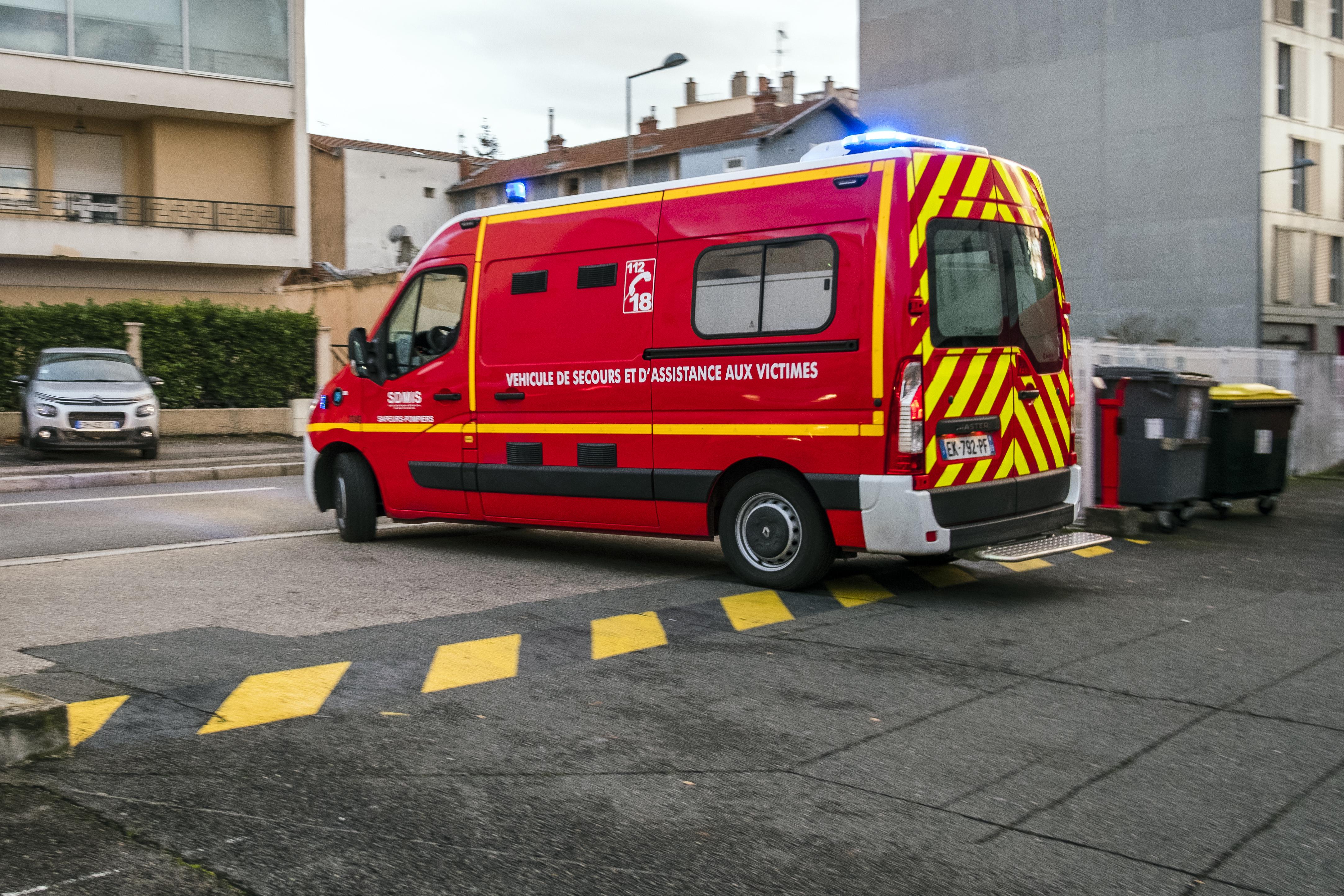 Lyon : à 22 ans, il meurt renversé dans le centre, le conducteur en fuite