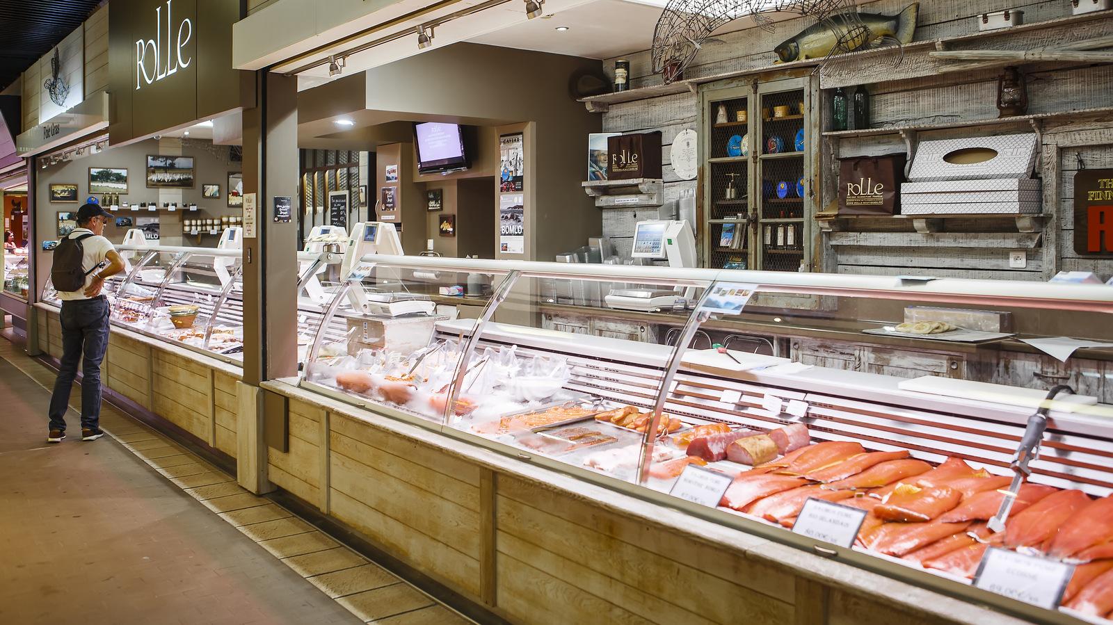 Grandes maisons de Lyon : Rolle, la Rolls du saumon