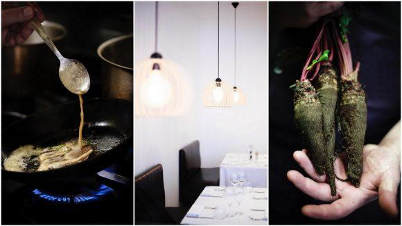 Restaurant Sémantème – Lyon 6e © Tim Douet (montage LC)