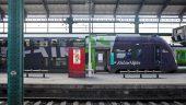 Gare SNCF TER Lyon TGV