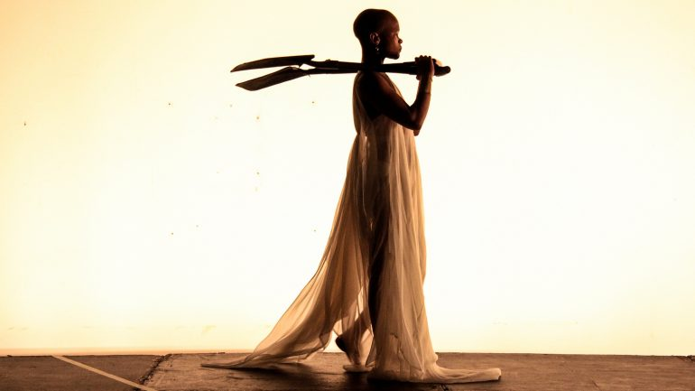 Giselle – Chorégraphie Dada Masilo © Stella Olivier