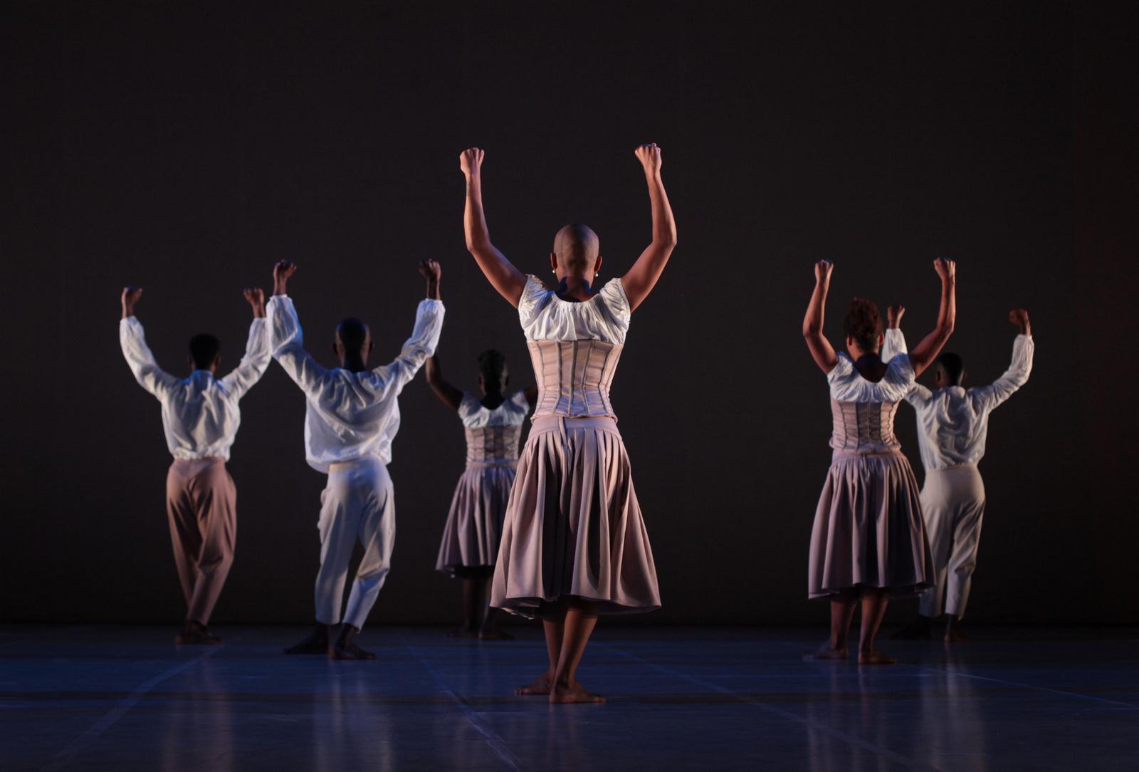 Giselle – Chorégraphie Dada Masilo © John Hogg