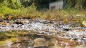 Site de l'ancienne décharge du Bouquis, à Dardilly © Tim Douet