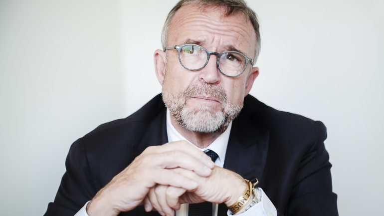 Étienne Blanc © Tim Douet