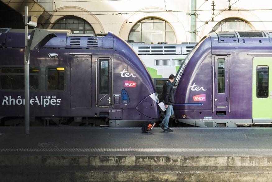 SNCF : des trains vers Lyon supprimés ou déroutés ce mercredi