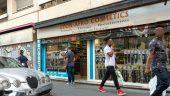 Boutique de produits africains à la Guillotière (Lyon7e) © Tim Douet