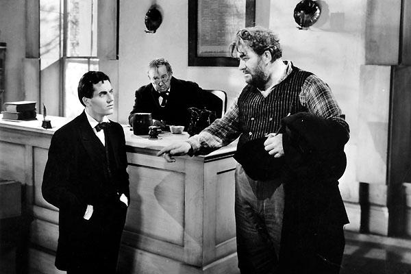 """Henry Fonda et Spencer Charters dans """"Vers sa destinée"""" de John Ford (1939) © Les Grands Films Classiques"""