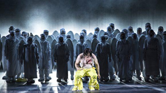 Mefistofele, opéra d'Arrigo Boito – Mise en scène Alex Olle © Jean-Louis Fernandez
