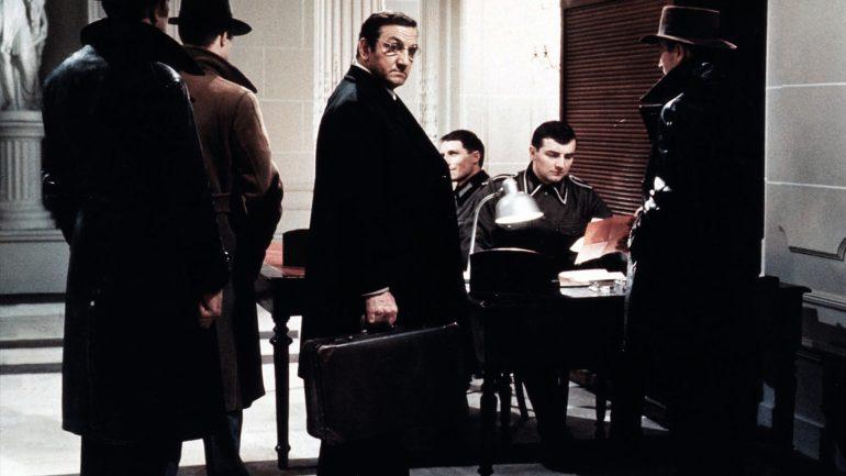 """Lino Ventura dans """"L'Armée des ombres"""" de Jean-Pierre Melville (1969) © Studiocanal"""