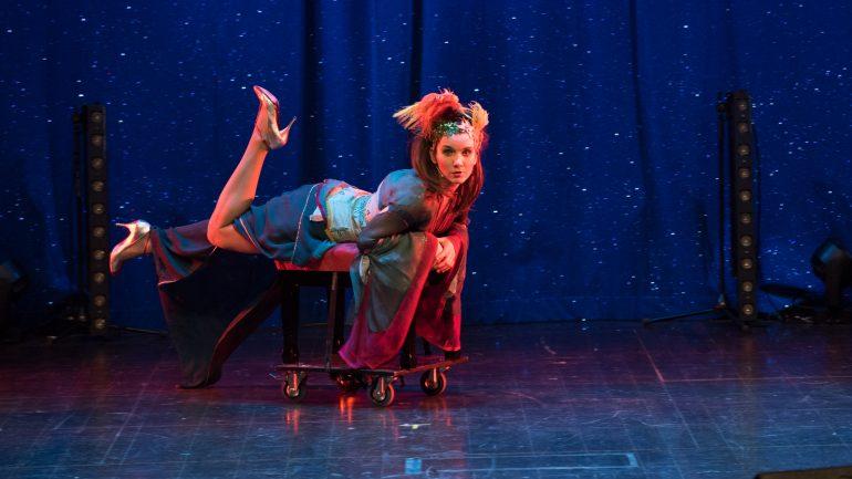 Un cabaret extraordinaire © Gilles Rammant