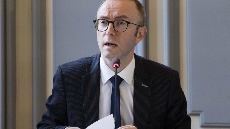David Clavière, préfet délégué pour la défense et la sécurité © Tim Douet