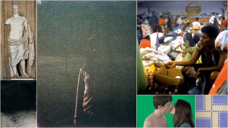 Aperçu des expositions à voir en décembre 2018 à Lyon (montage)