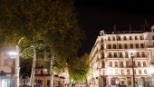 vue de Lyon la nuit