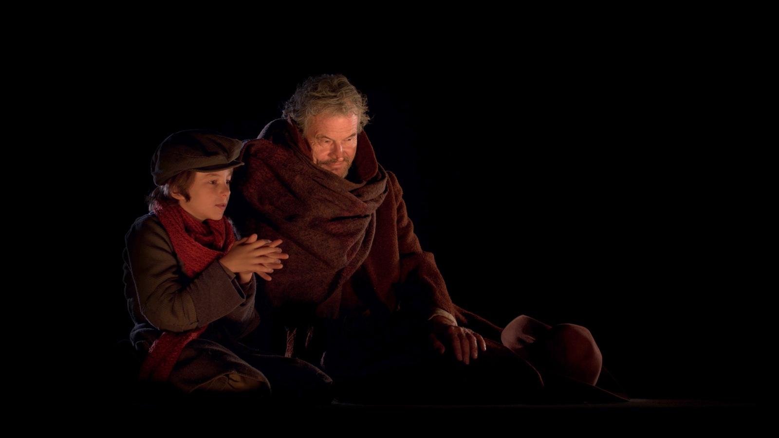 Sans famille, adaptation du roman d'Hector Malot par Gérard Lecointe © DR