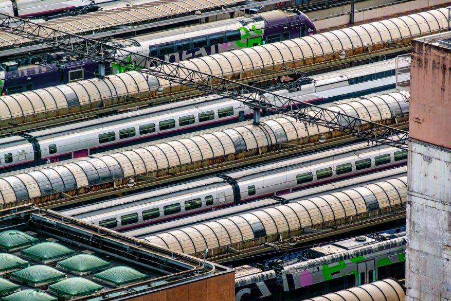 Crise de l'amiante à la SNCF : deux ateliers exposés près de Lyon