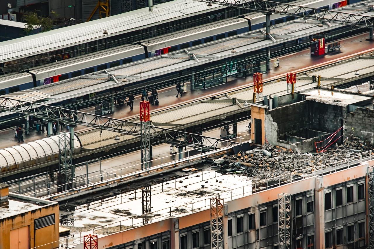 Lyon Part-Dieu, une des pires gares ? Avis de voyageurs