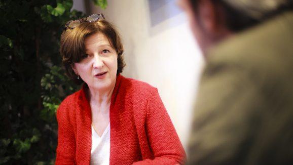 L'épidémiologiste Emmanuelle Amar, directrice du Remera © Tim Douet
