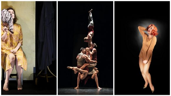 Bells and Spells / Casus Circus / Federigo © Richard Haughton / Dylan Evans / Remy Huart (montage LC)