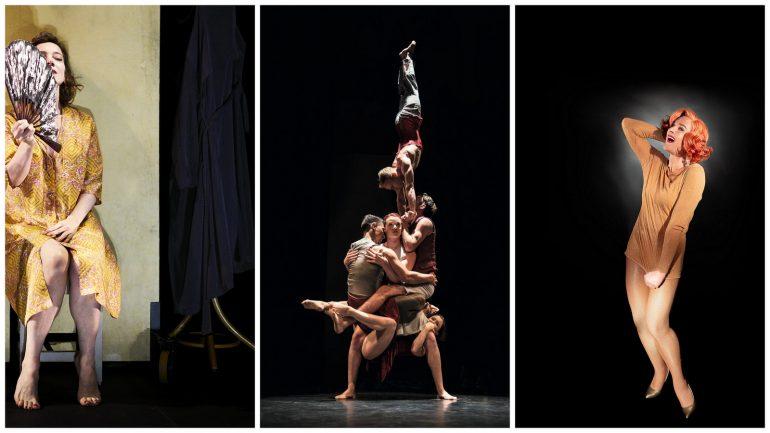 Bells and Spells / Casus Circus / Federigo © Richard Haughton / Dylan Evans / Remy Huart (montage LC)