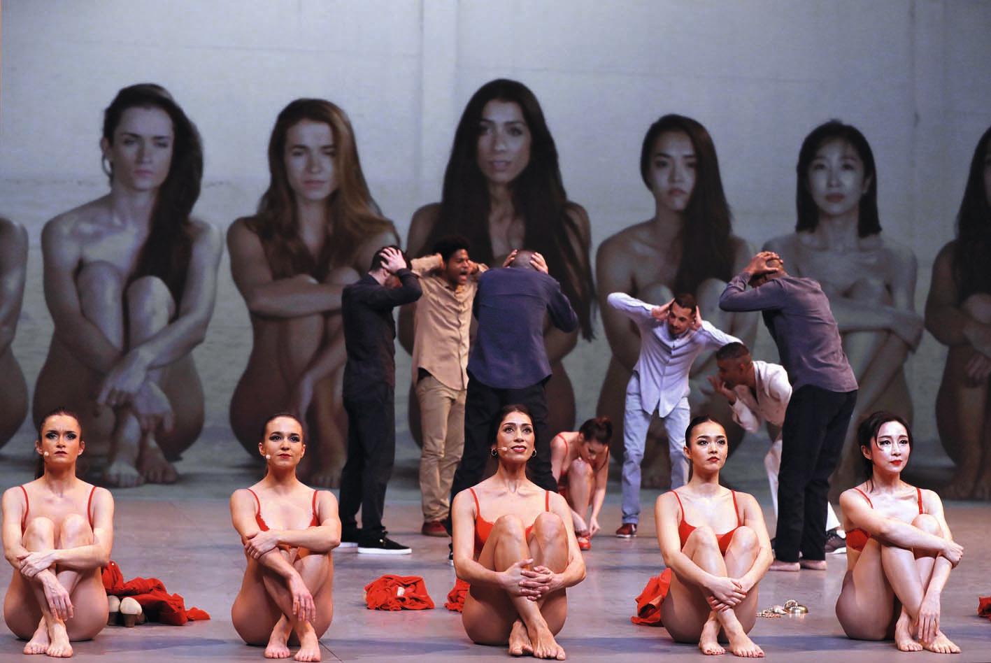 Carmen(s) – Chorégraphie de José Montalvo © Patrick Berger
