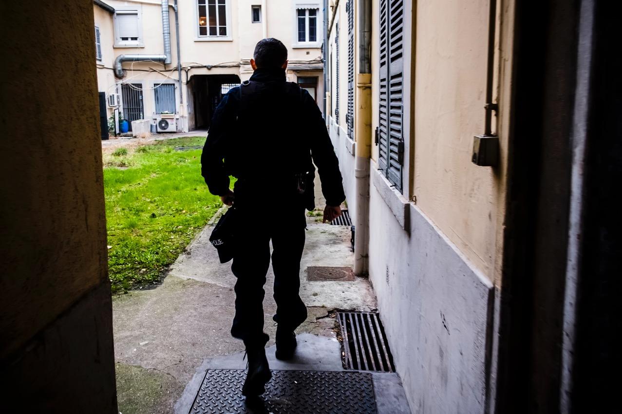 Lyon : le cambrioleur arrêté grâce à la photo d'un témoin