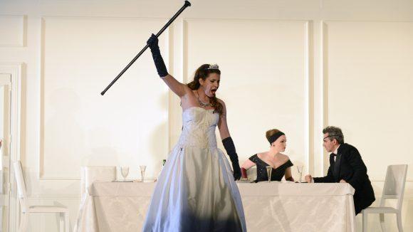 Rodelinda, de Haendel – Mise en scène Claus Guth © Jean-Pierre Maurin (photo de répétition)