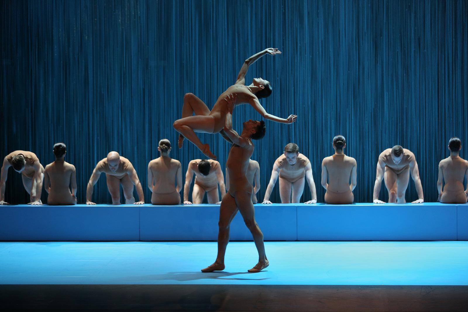 Noé – Chorégraphie Thierry Malandin © Olivier Houeix