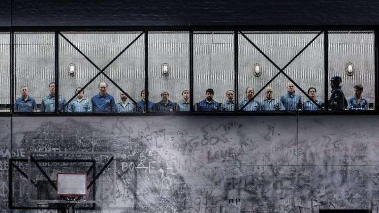 De la maison des morts – Mise en scène Krzysztof Warlikowski © Clive Barda