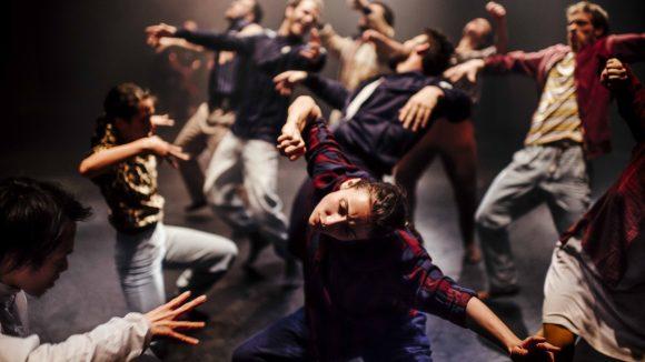 Grand Finale – Chorégraphie Hofesh Shechter © Rahi Rezvani