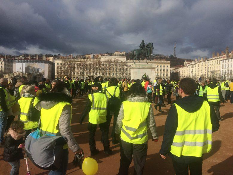 Lyon : mobilisation des gilets jaunes, antifas, antiracistes et écolos ce samedi