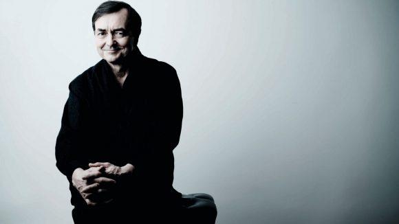 Le pianiste Pierre-Laurent Aimard © Marco Borggreve