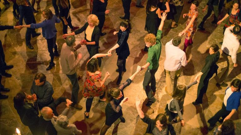 Bal au musée © Julien Roche