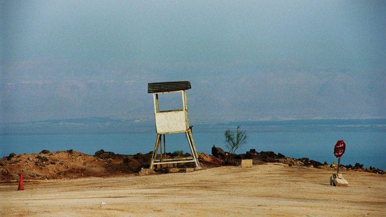 Mer Morte, Jordanie © Farida Hamak