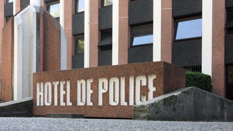 Hôtel de police © Tim Douet