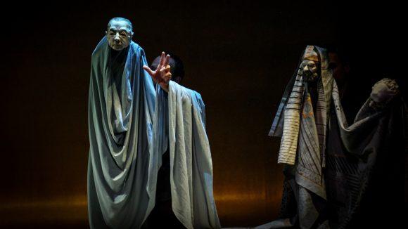 Ponce Pilate – Mise en scène Xavier Marchand © Eric Reignier