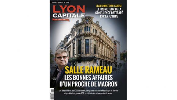 © Lyon Capitale
