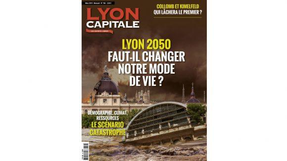 Une Lyon Capitale mars 2019