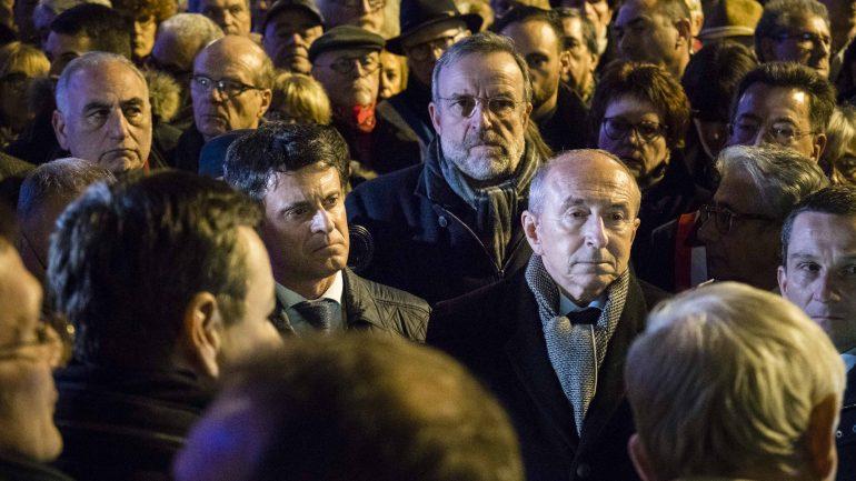 Manifestation contre l'antisémitisme © Tim Douet