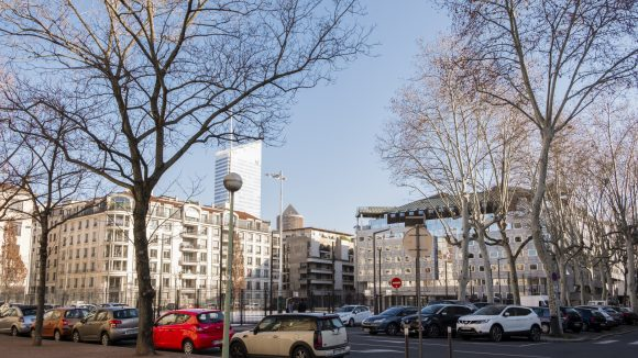 Lyon6e – quartier Edgar-Quinet © Tim Douet