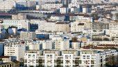 Lyon – Le quartier de Gerland vu de Sainte-Foy © Tim Douet