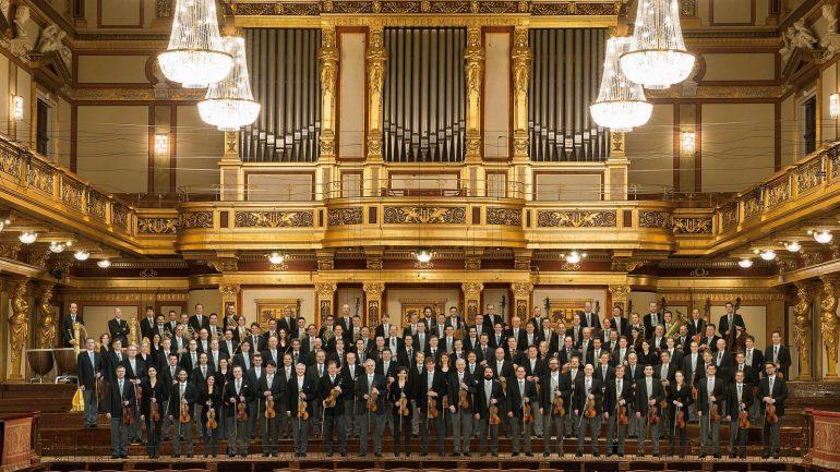 Le Philharmonique de Vienne © Lois Lammerhuber
