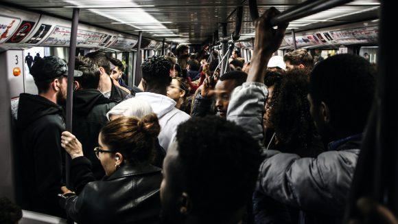 Métro de Lyon – Mars 2019 © Antoine Merlet