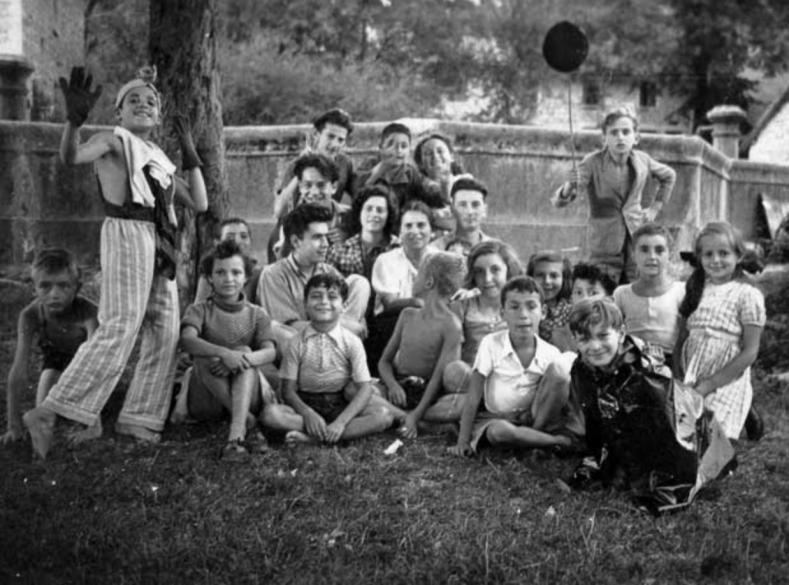 Lyon : la stèle en mémoire des enfants d'Izieu va être déplacée