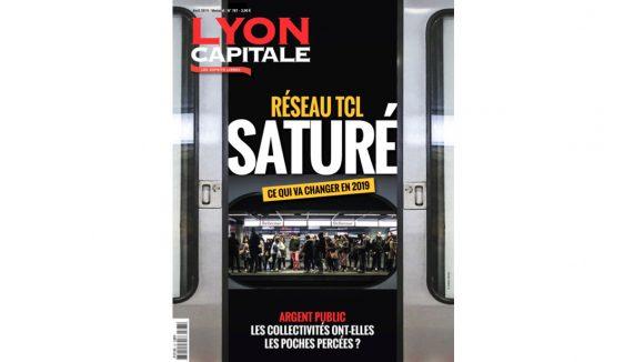 Une Lyon Capitale 787 avril 2019