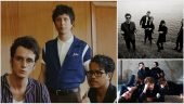 Radio Elvis, Balthazar et Feu! Chatterton © DR (montage LC)