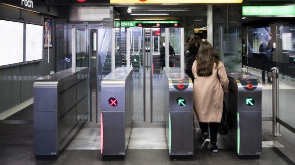 Métro de Lyon – Station Foch © Tim Douet